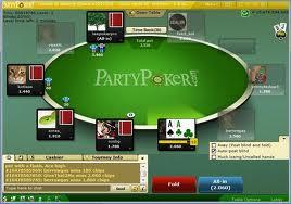 PartyPoker Lobby
